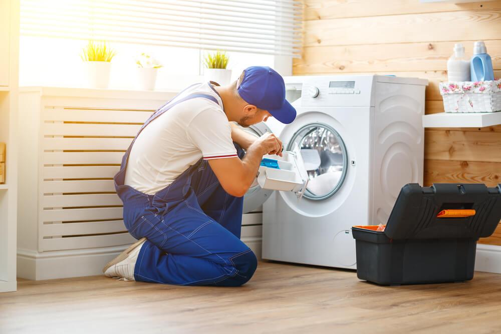 Waschmaschine quietscht und ist laut beim schleudern ao