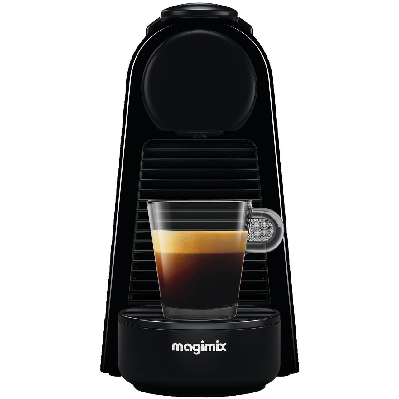 Nespresso By Magimix Essenza Mini Milk 11377 Black