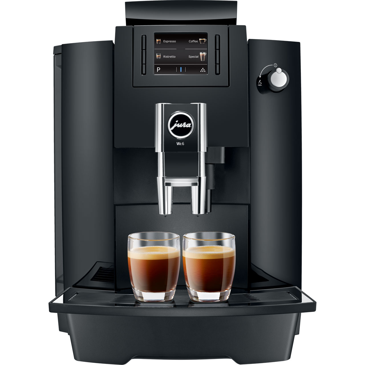 Jura WE6 15114 Commercial Bean to Cup Coffee Machine review