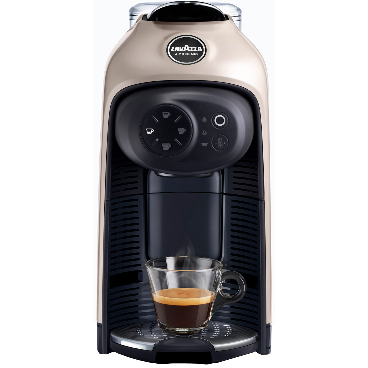 Details About Lavazza 18000279 Idola Pod Coffee Machine 1500 Watt Beige