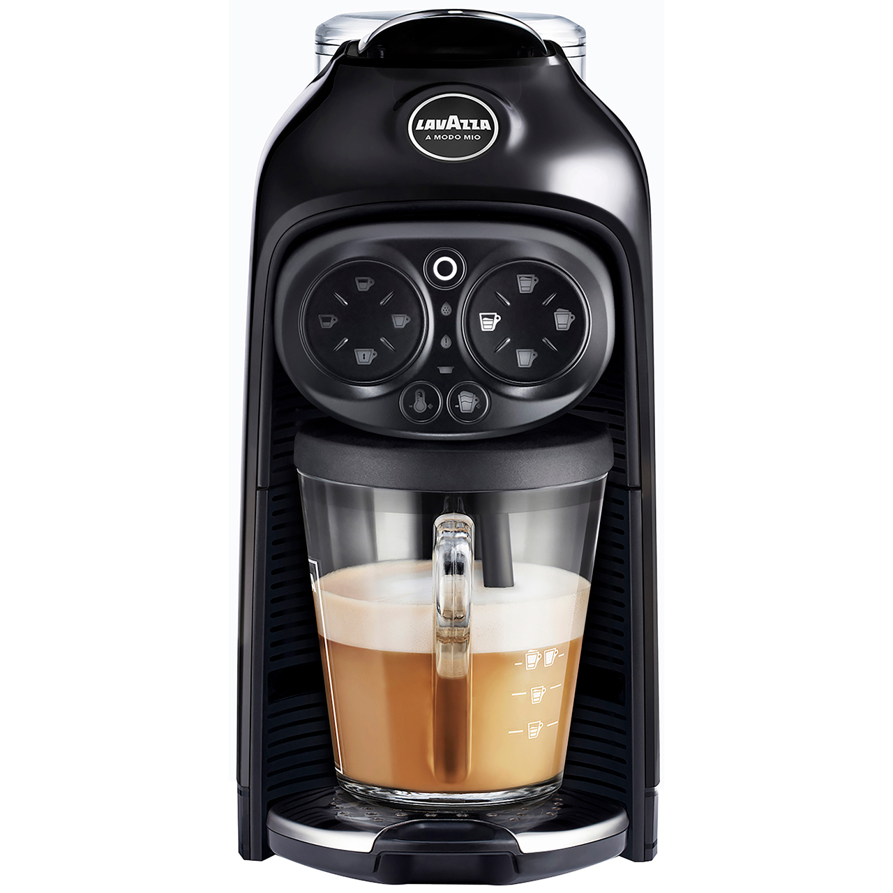 Lavazza Desea 18000290 Pod Coffee Machine Black