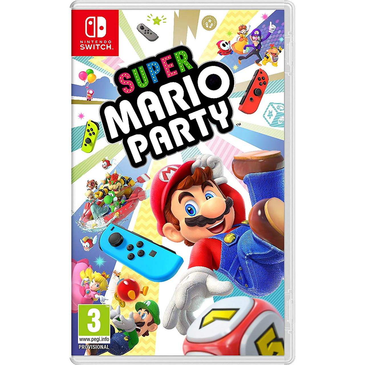 mario party 10 wii u title key