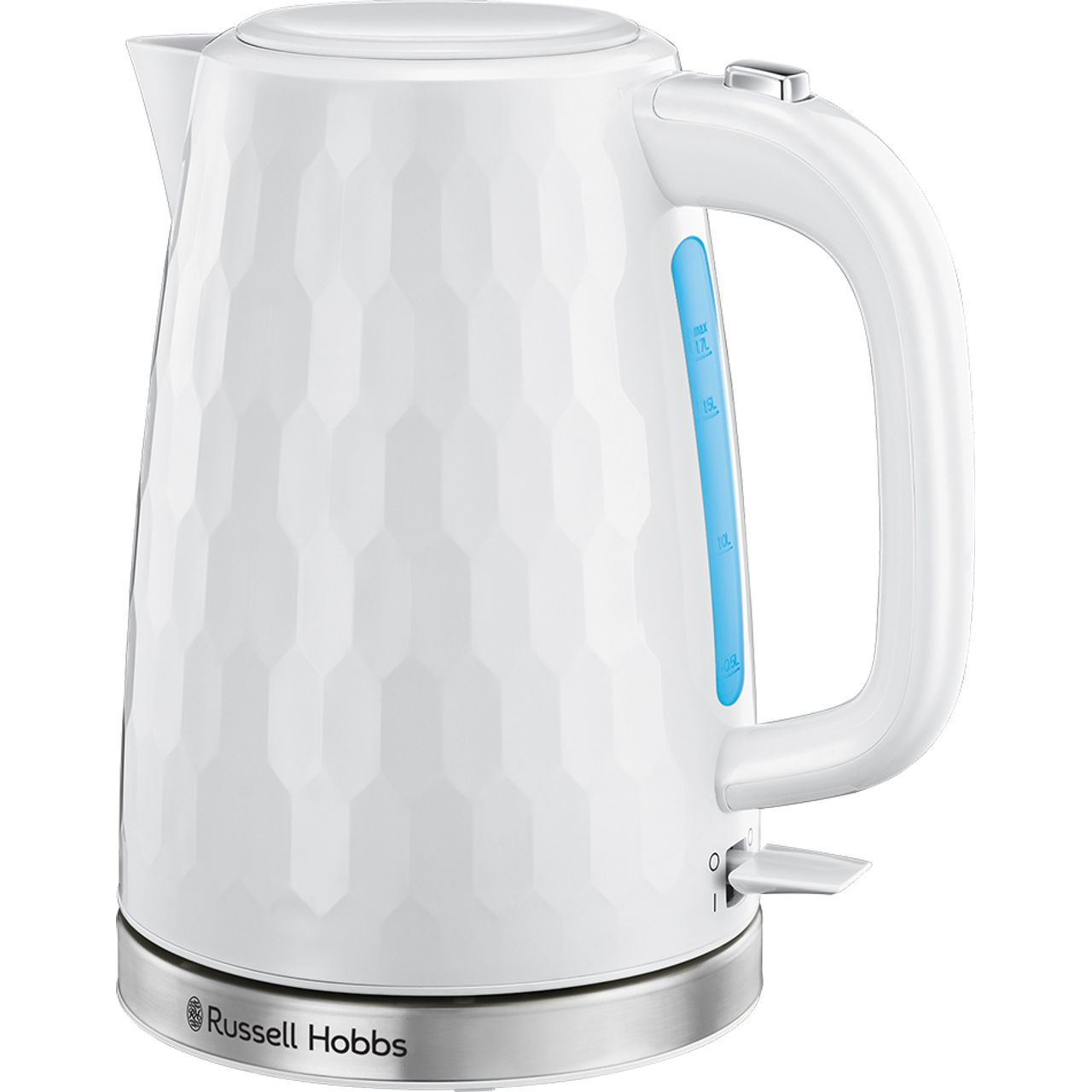 RUSSELL HOBBS Kettle Stylis Limescale