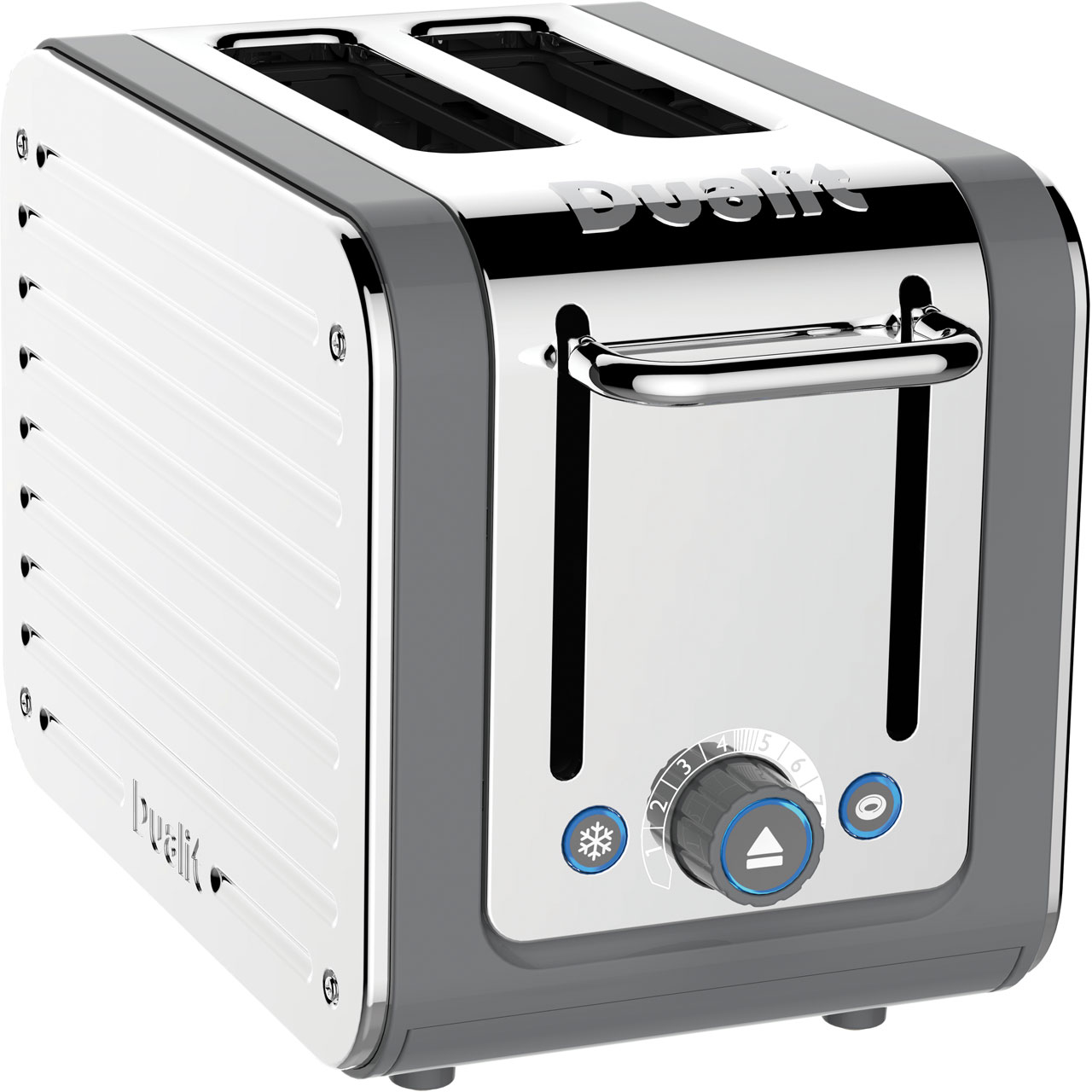 Dualit 26526 Architect 2 Slice Toaster Stainless Steel