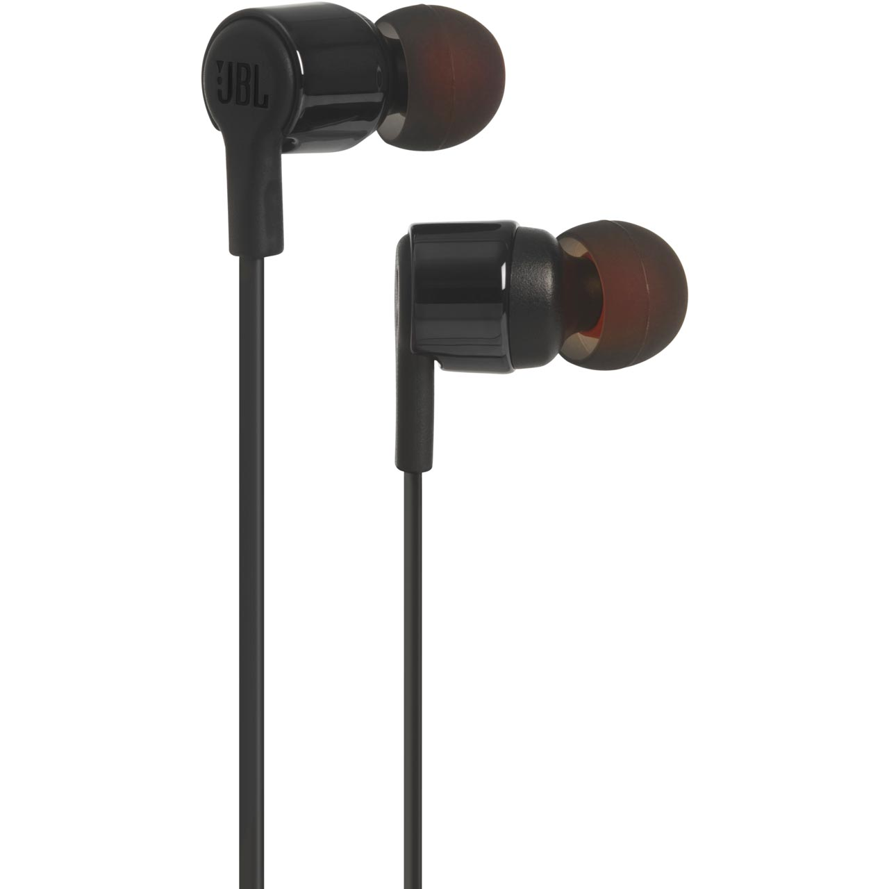 Jbl Wired Headphones   266260 Jbl T210 In Ear Wired Headphones Ao Com
