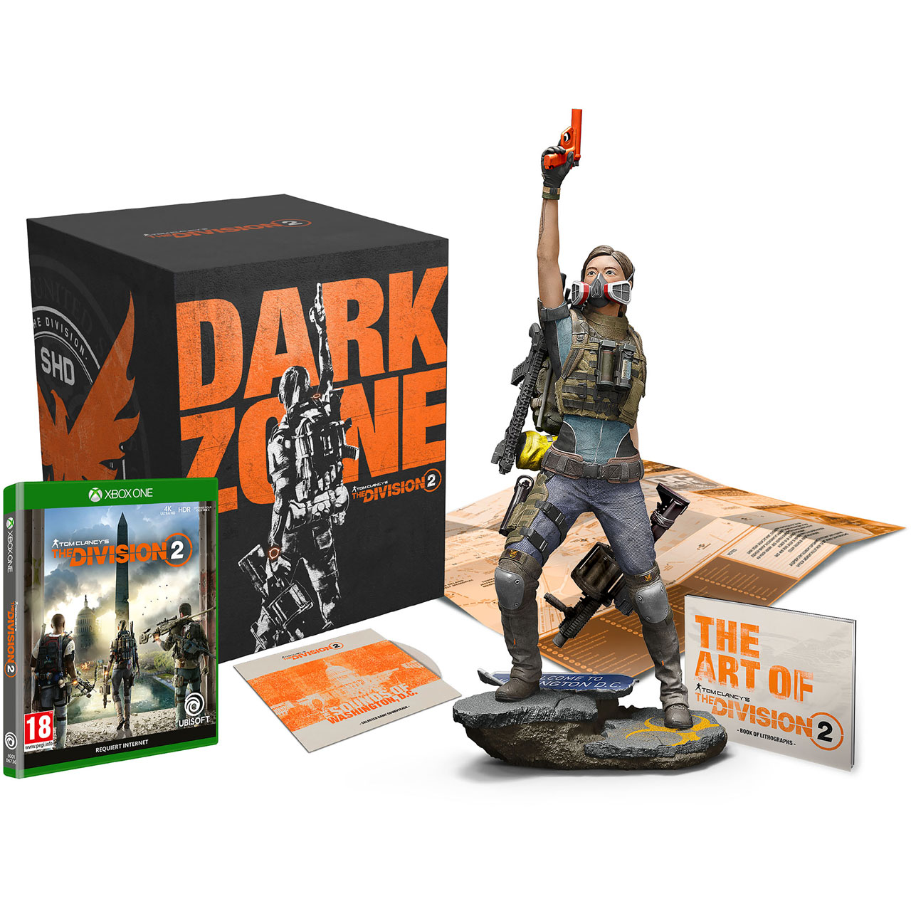 the division 2 collectors editions