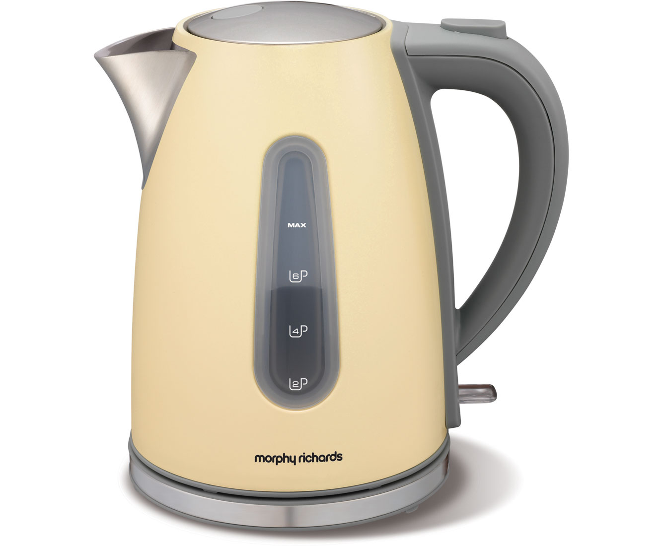 Morphy Richards Accents 43903 Kettle - Cream