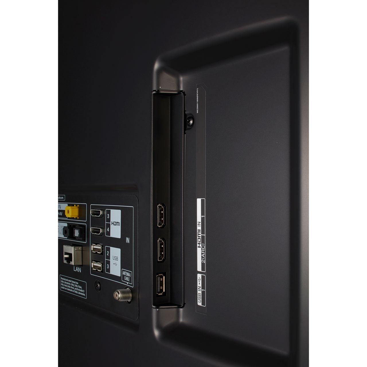 LG 50UK6500PLA UHD 50 Inch 4K Ultra HD A Smart LED TV 4