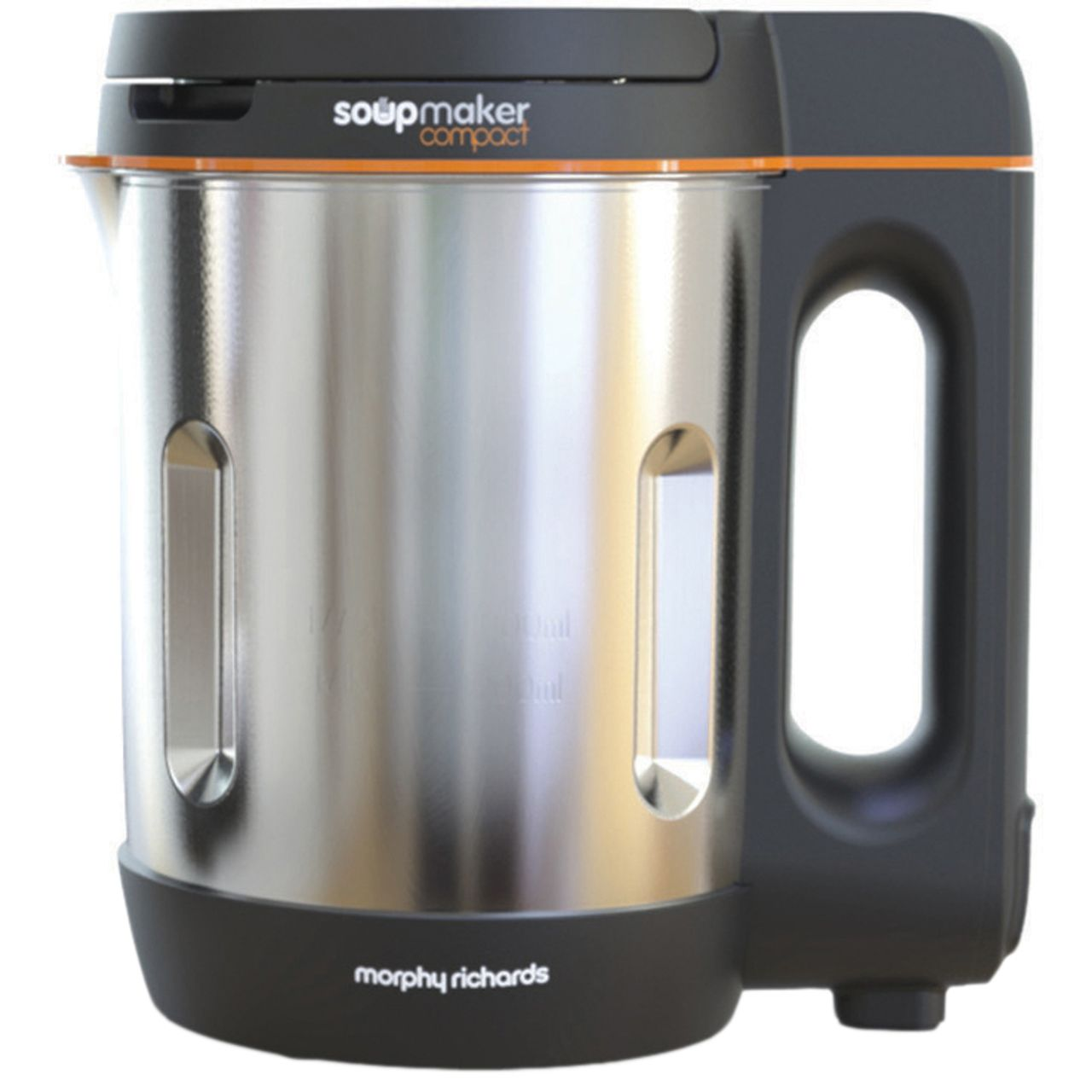 501021 Ss Morphy Richards Soup Maker 1 Litre Ao Com See the back of this instruction book for details (uk and ireland customers only). morphy richards compact 501021 1 litre soup maker stainless steel