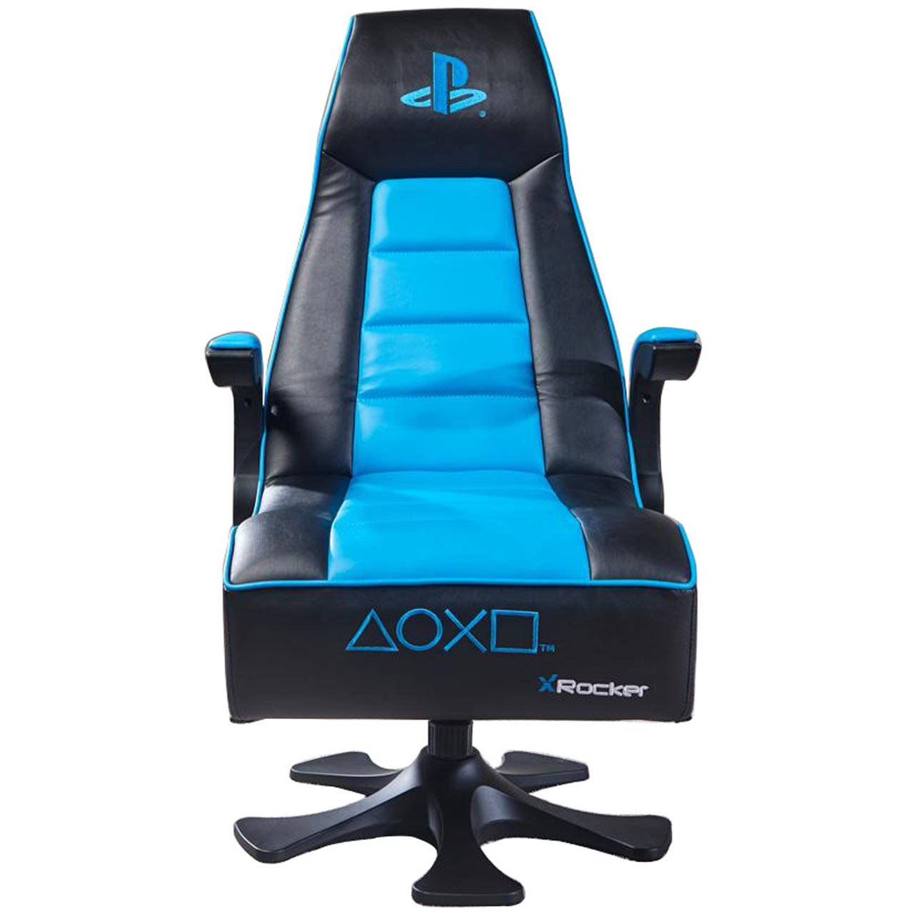 Pleasant X Rocker Wireless Sony Playstation Officially Licensed Infiniti Gaming Chair 2 1 Black Machost Co Dining Chair Design Ideas Machostcouk