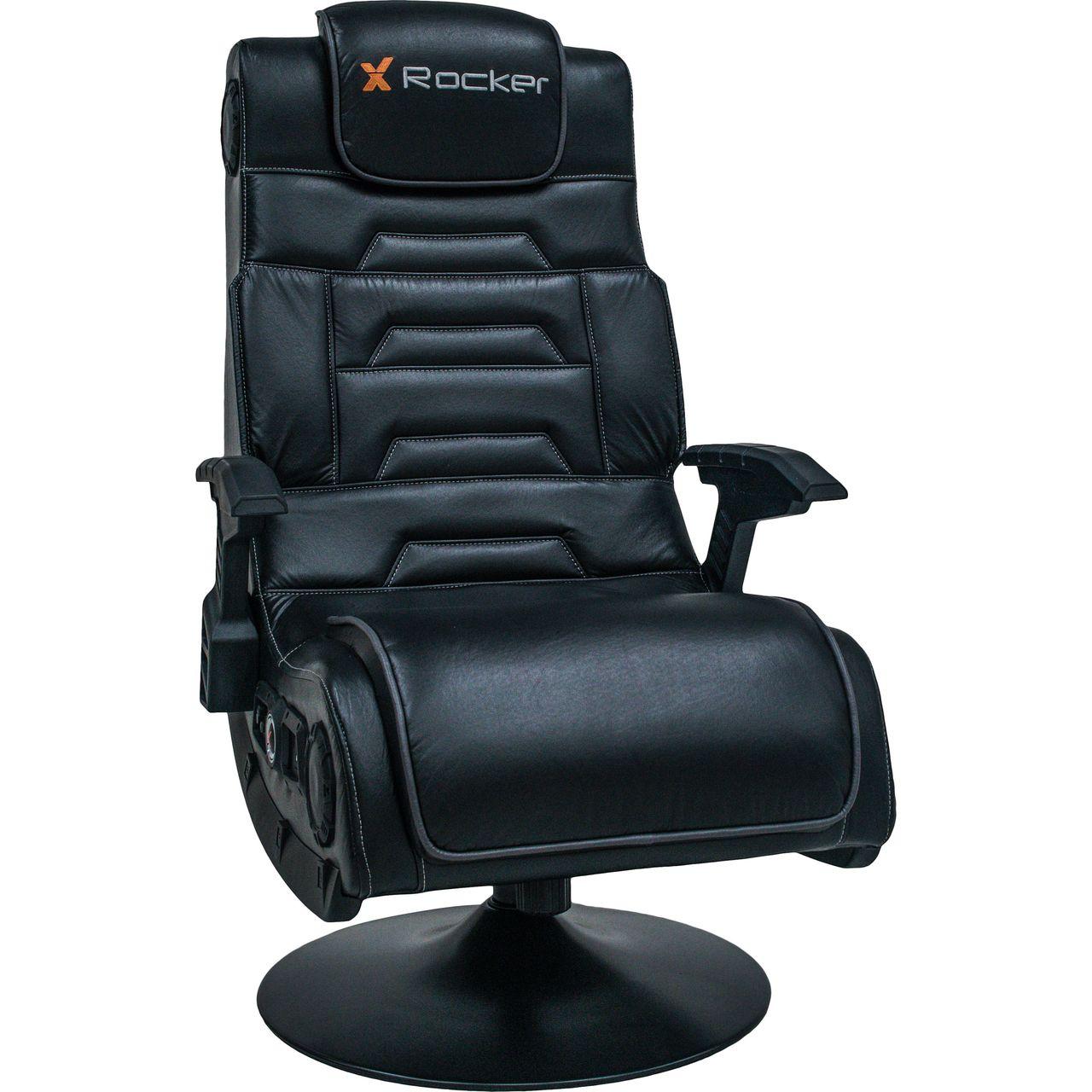 Terrific X Rocker Wireless Pro 4 1 Gaming Chair Black Uwap Interior Chair Design Uwaporg
