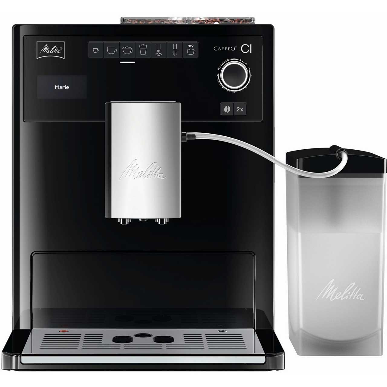 melitta coffe machine