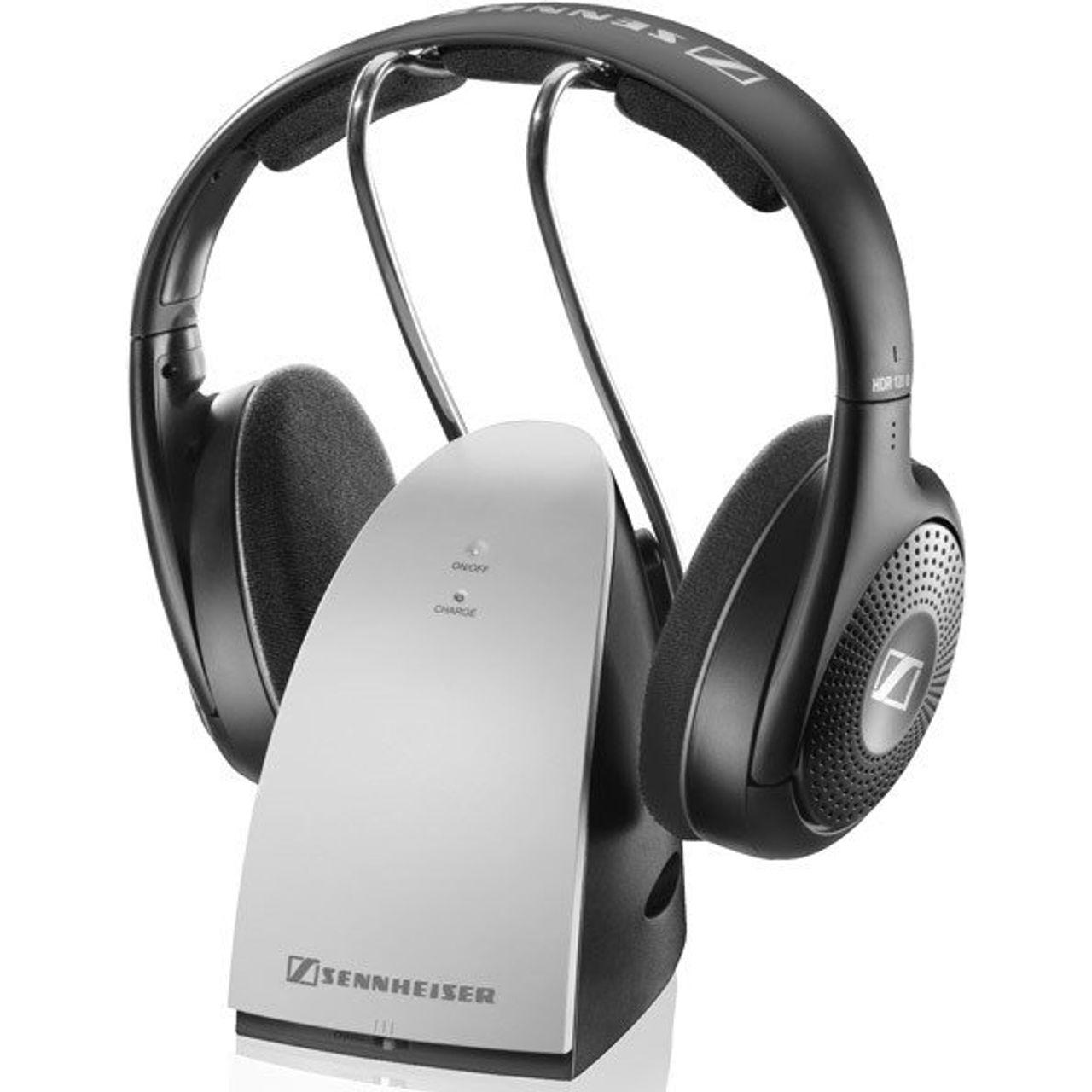 Sennheiser RS 120II Head-band Headphones - Black