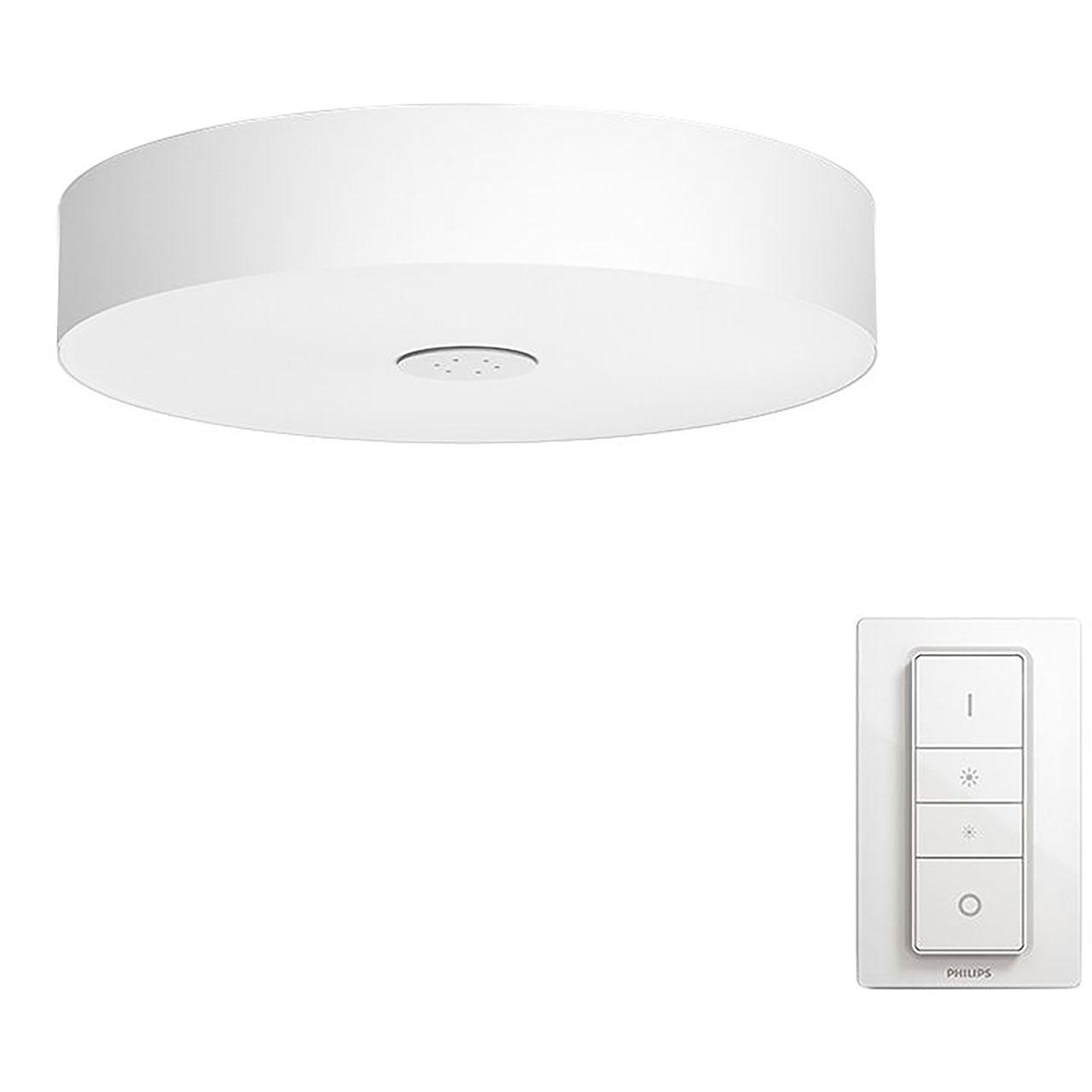 915005401801 | Philips Hue Ceiling Light | White | ao.com