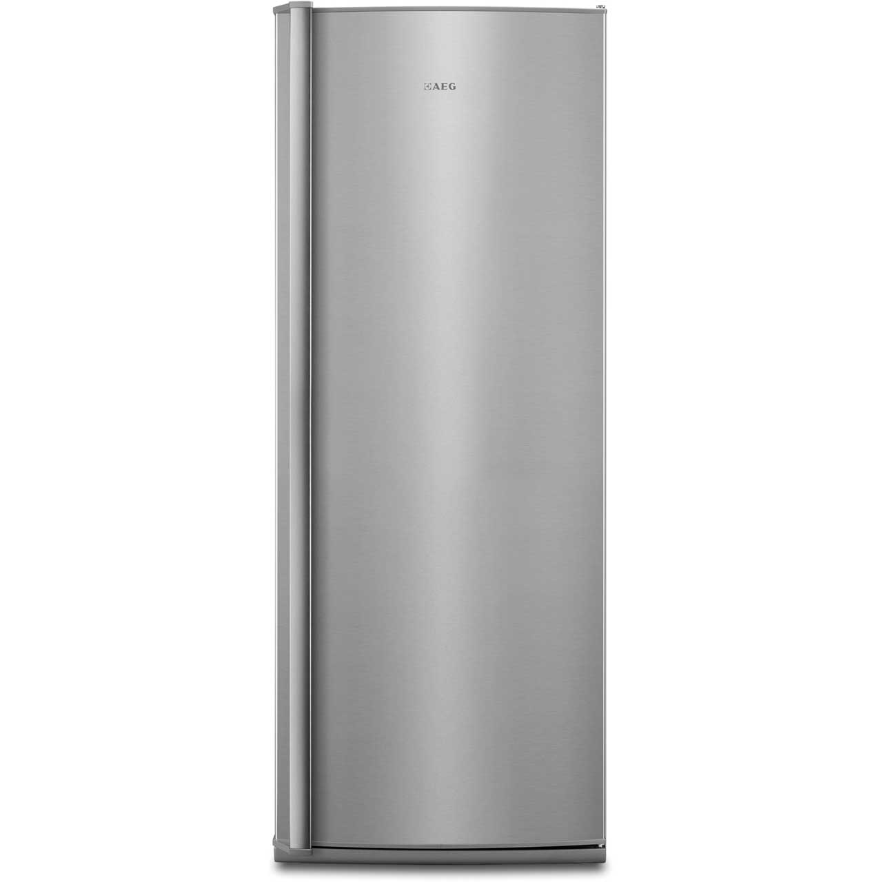 AEG A72020GNX0 Free Standing Freezer Frost Free in Stainless Steel