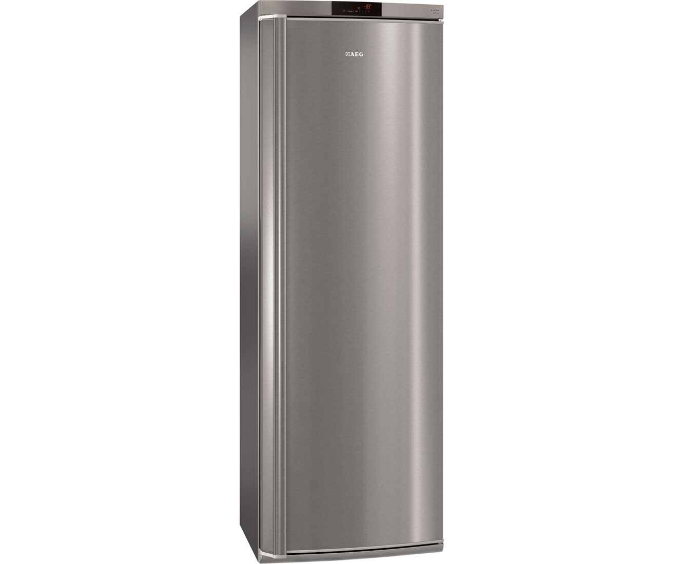 AEG A72710GNX1 Upright Freezer - Stainless Steel