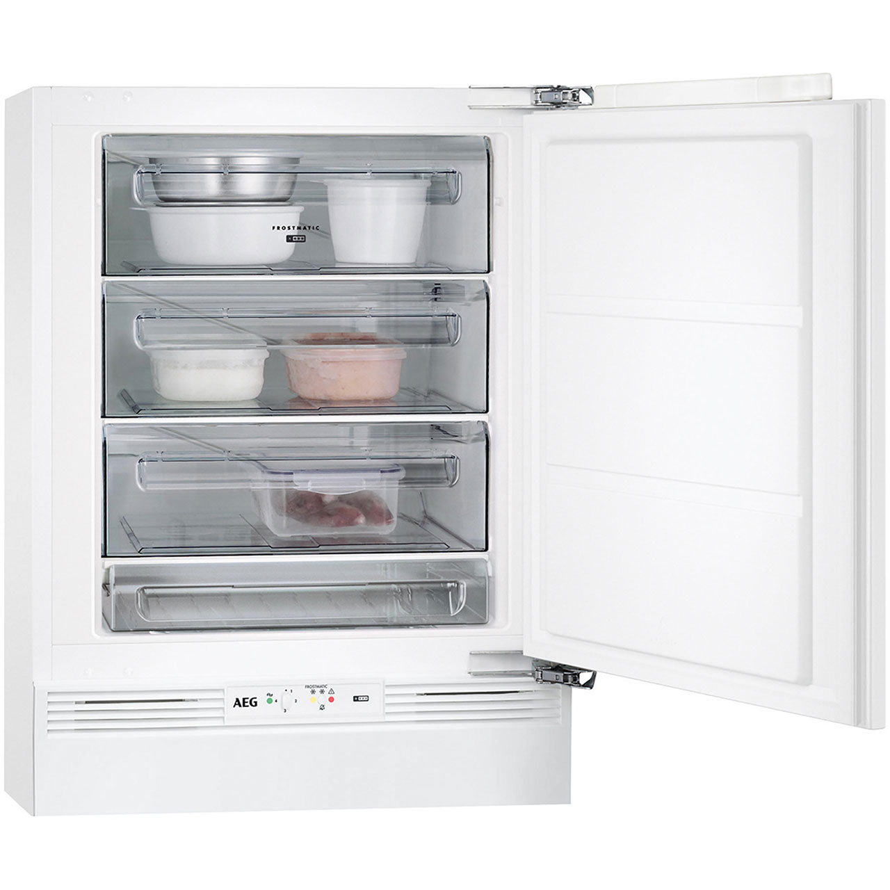 AEG ABS6821VAF Integrated Under Counter Freezer review
