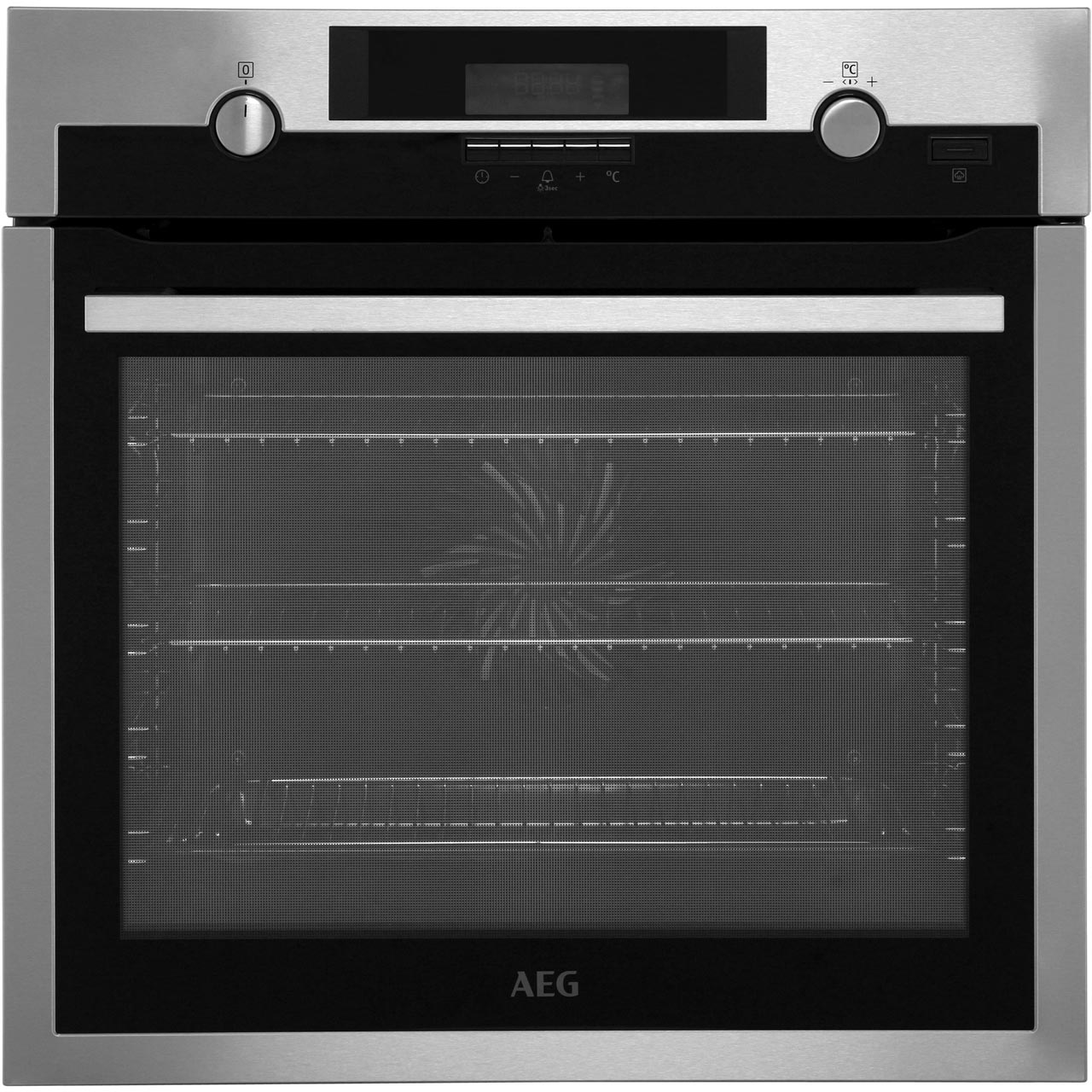 AEG Mastery BCS552020M Built In Electric Single Oven Review