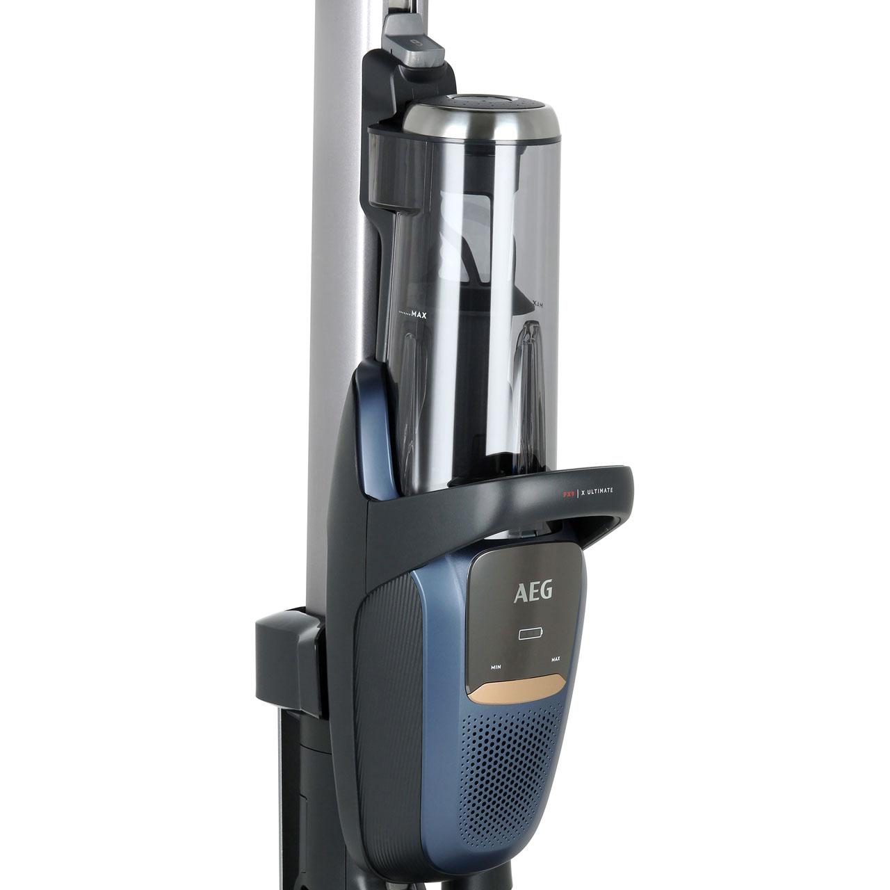 Reach FX9 1 IBM Cordless Vacuum Cleaner