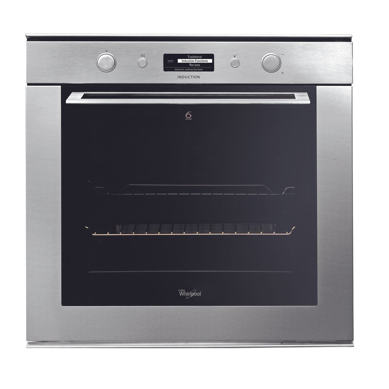 Whirlpool AKZM8790/IXL Built In Electric Single Oven - Stainless Steel Look