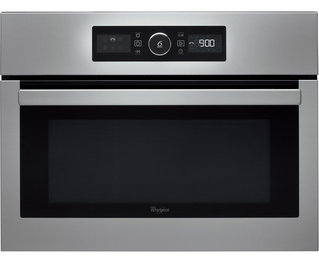 Whirlpool AMW505IX Integrated Microwave Oven in Inox