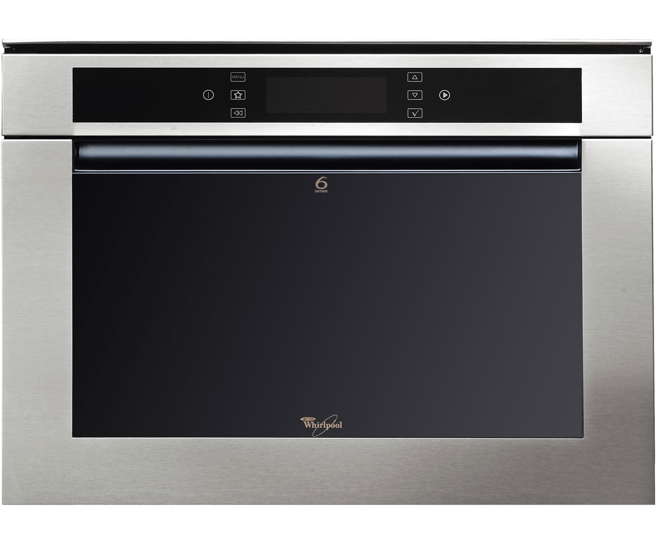 Whirlpool Fusion Perfect Chef AMW848/IX Built In Combination Microwave Oven - Stainless Steel