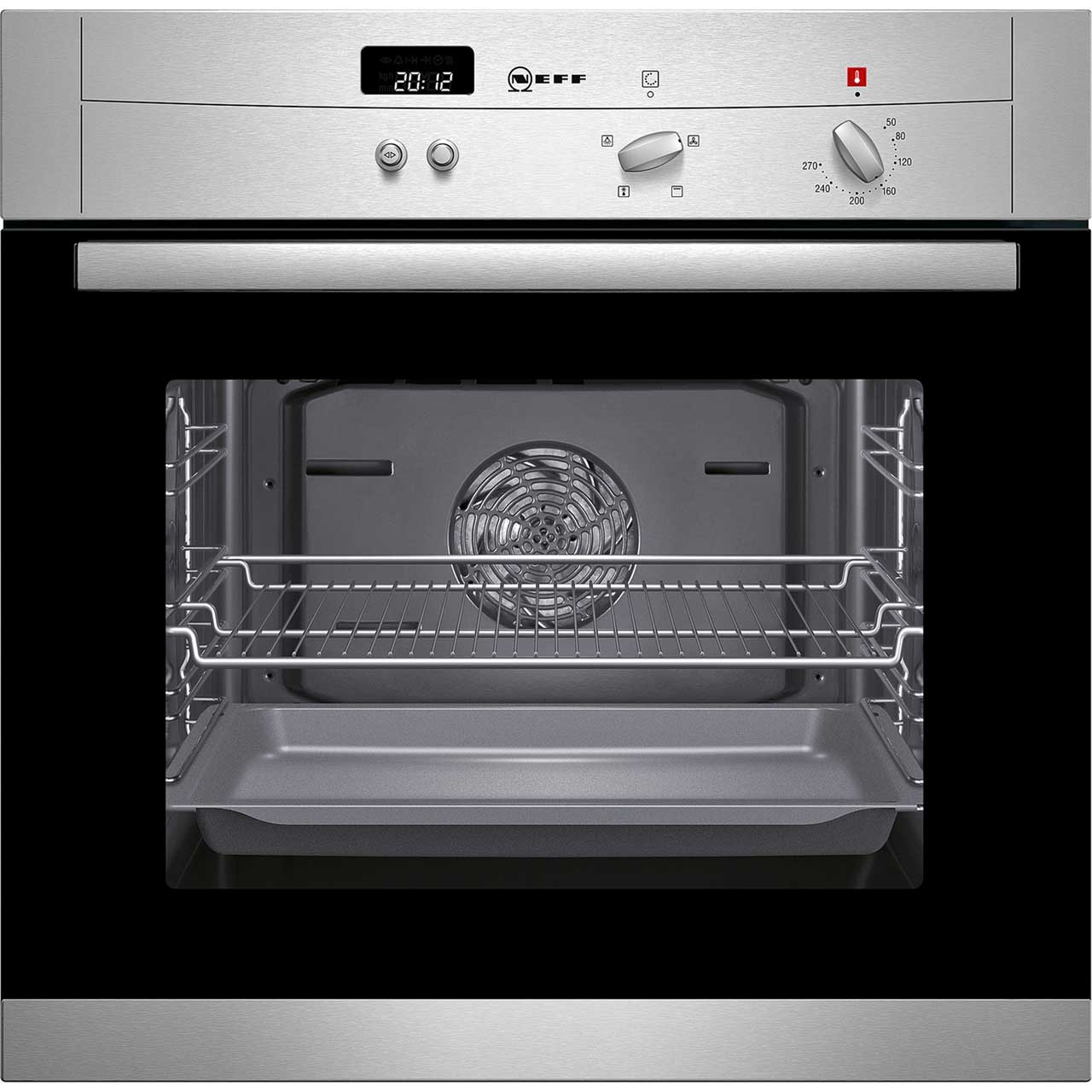 Uncategorized Neff Kitchen Appliances Reviews neff b12s22n3gb built in electric single oven stainless steel