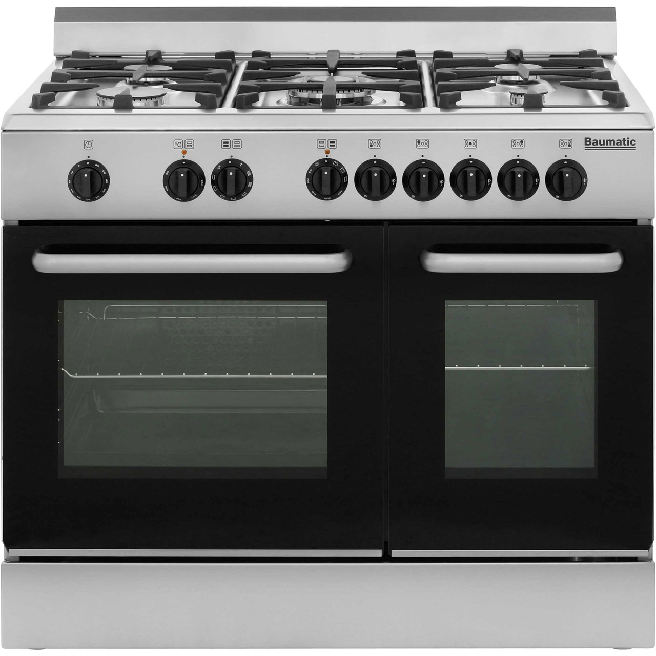 Baumatic BC392.2TCSS Free Standing Range Cooker in Stainless Steel