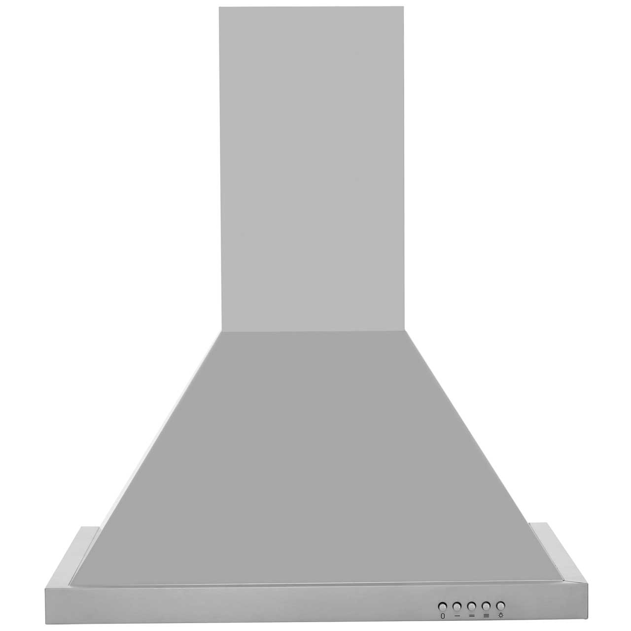 Baumatic F60.2SS Integrated Cooker Hood in Stainless Steel