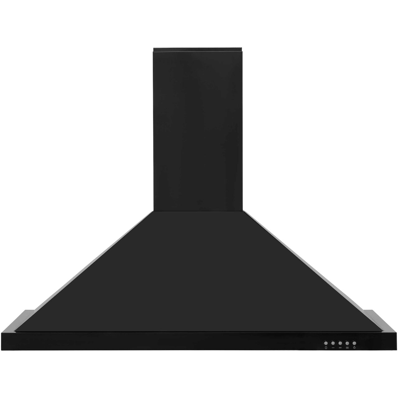 Baumatic F90.2BL Integrated Cooker Hood in Black