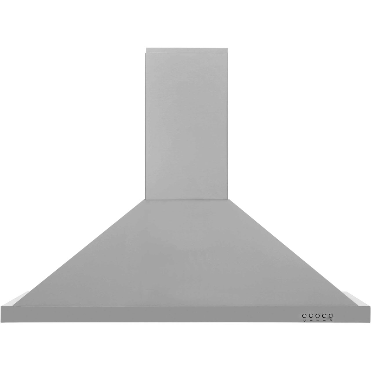Baumatic F90.2SS Integrated Cooker Hood in Stainless Steel