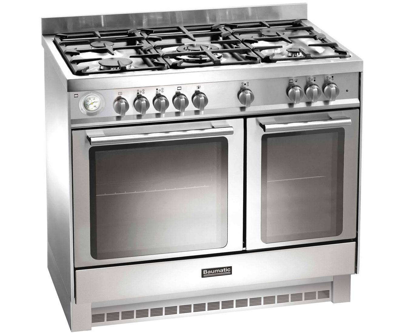 Baumatic BCD925SS Free Standing Range Cooker in Stainless Steel