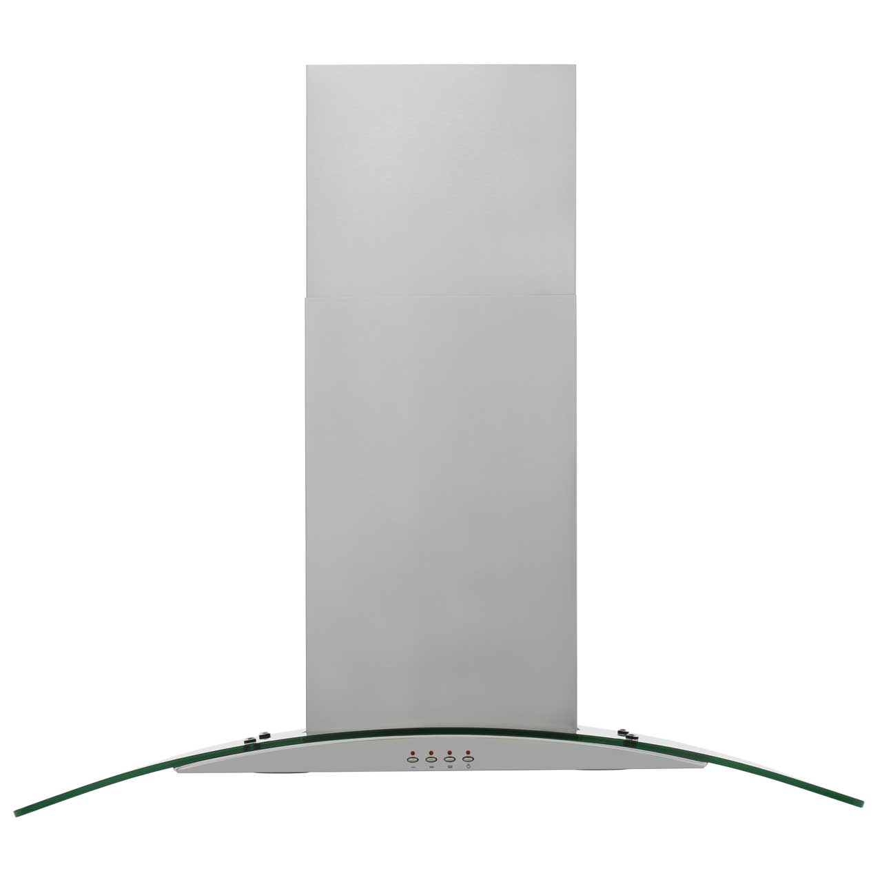 Cooking Baumatic BT6.3GL Integrated Cooker Hood in Stainless Steel / Glass
