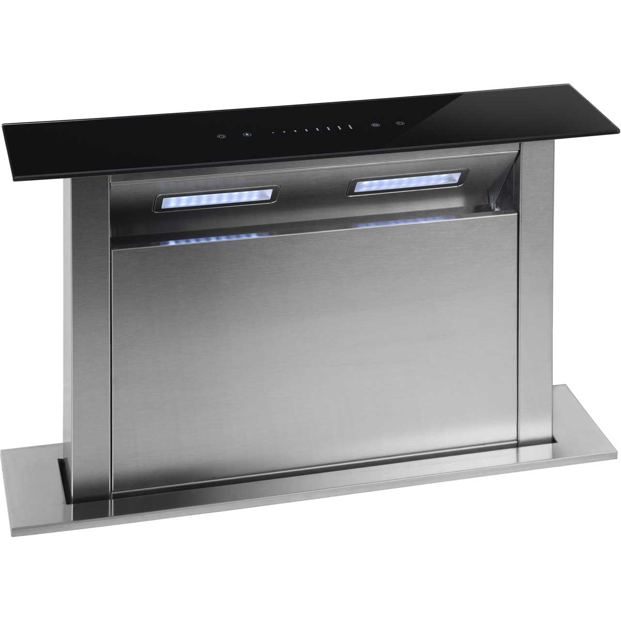 Baumatic BEDD600SS Integrated Cooker Hood in Stainless Steel