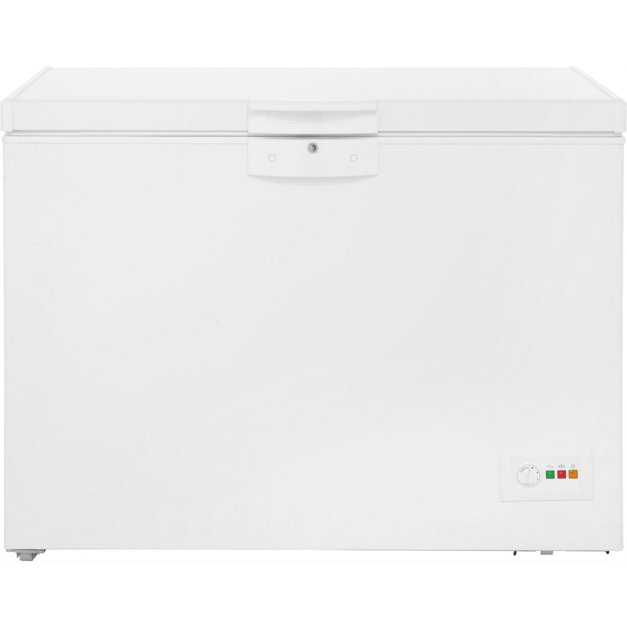 Beko CF1100APW Free Standing Chest Freezer in White