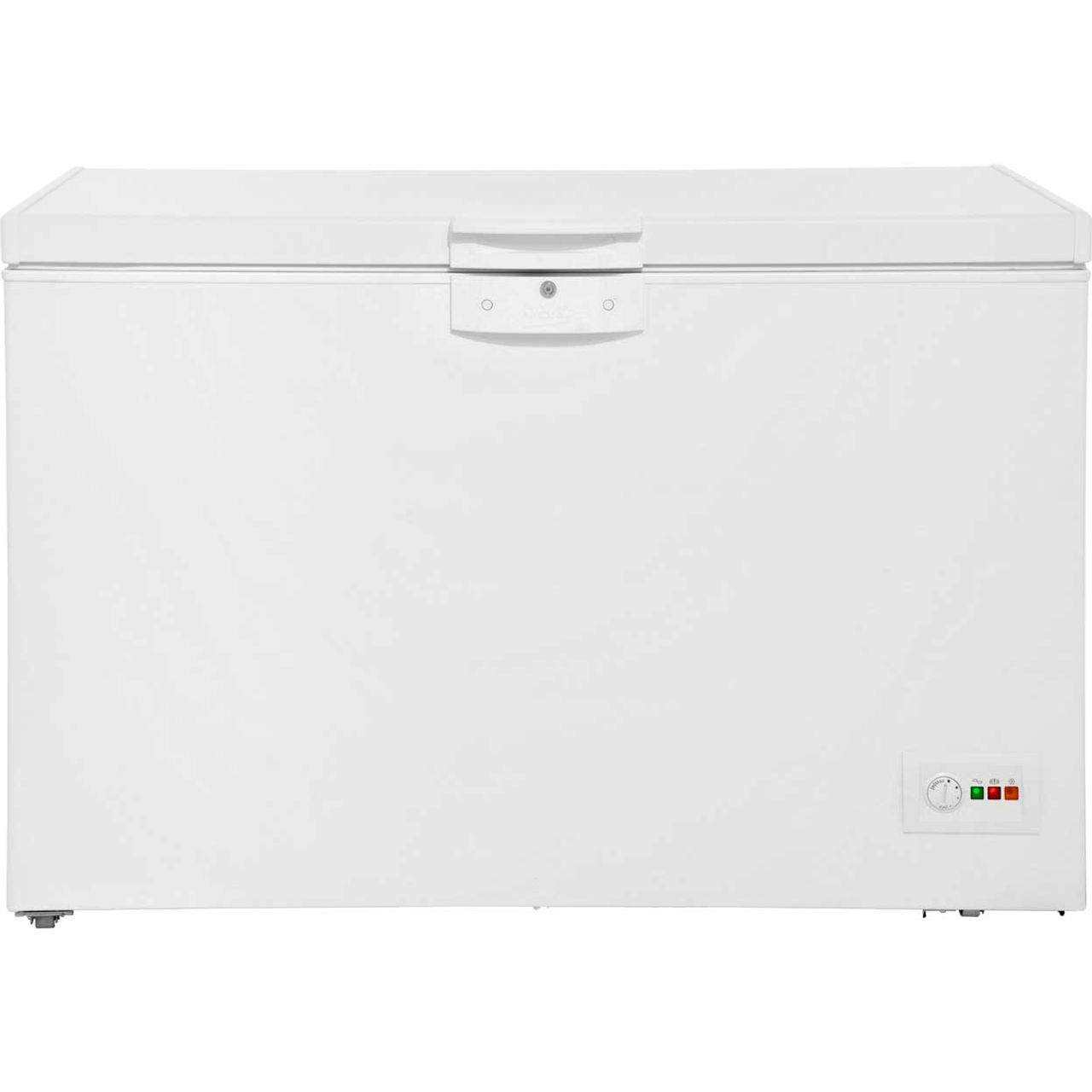 Beko CF1300APW Chest Freezer - White
