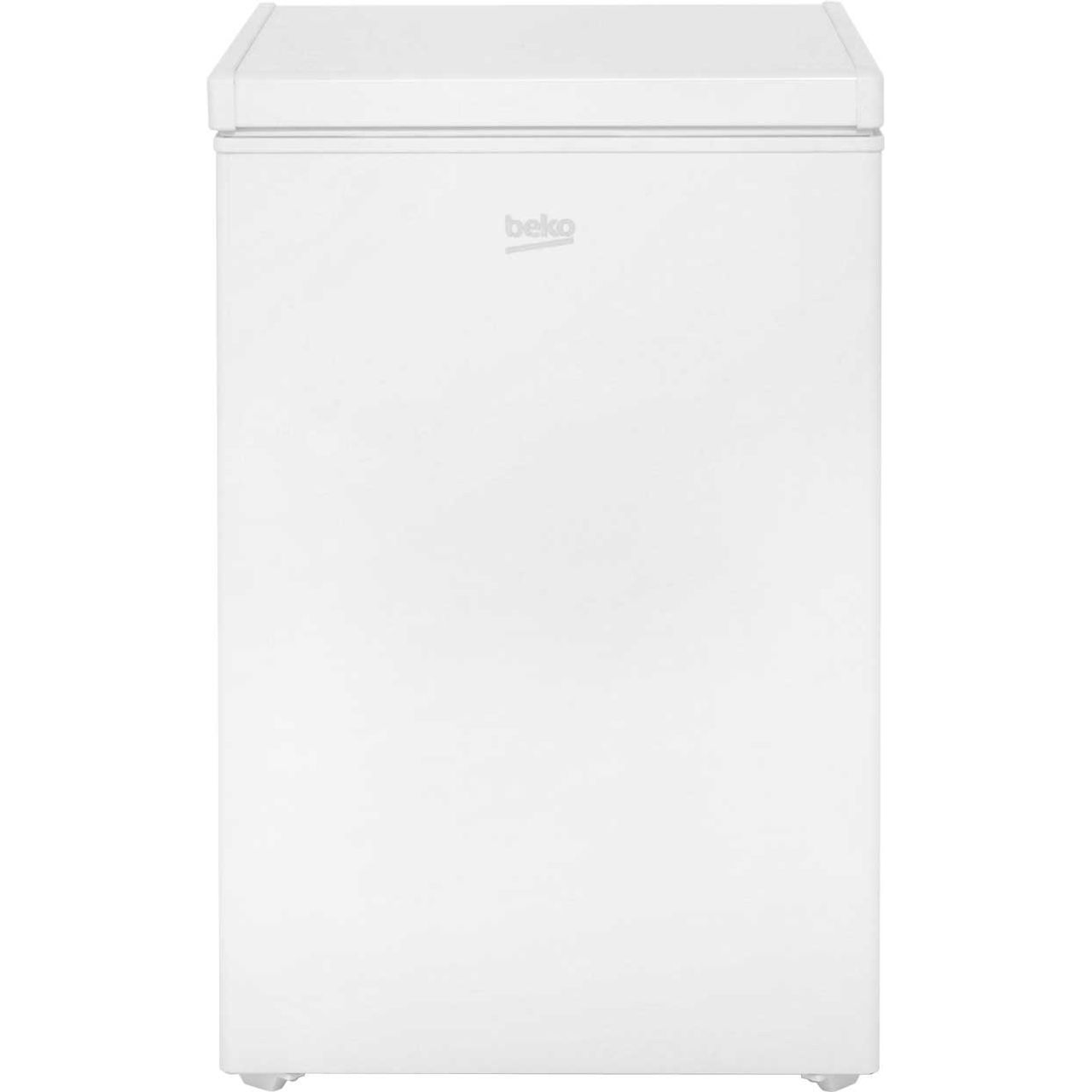 Beko CF374W Chest Freezer - White