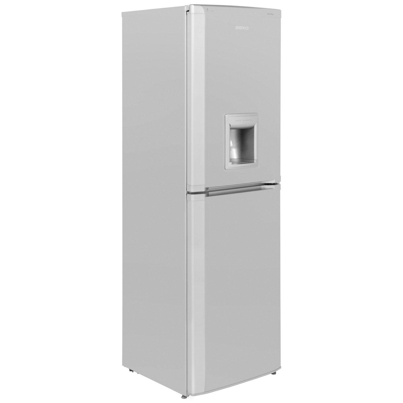 Slimline frost free fridge freezer