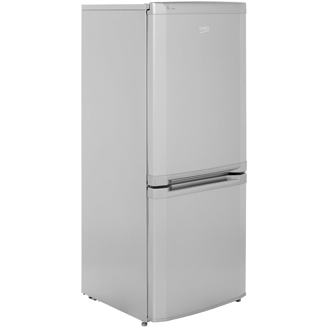 Beko CS5342APS 60/40 Fridge Freezer - Silver