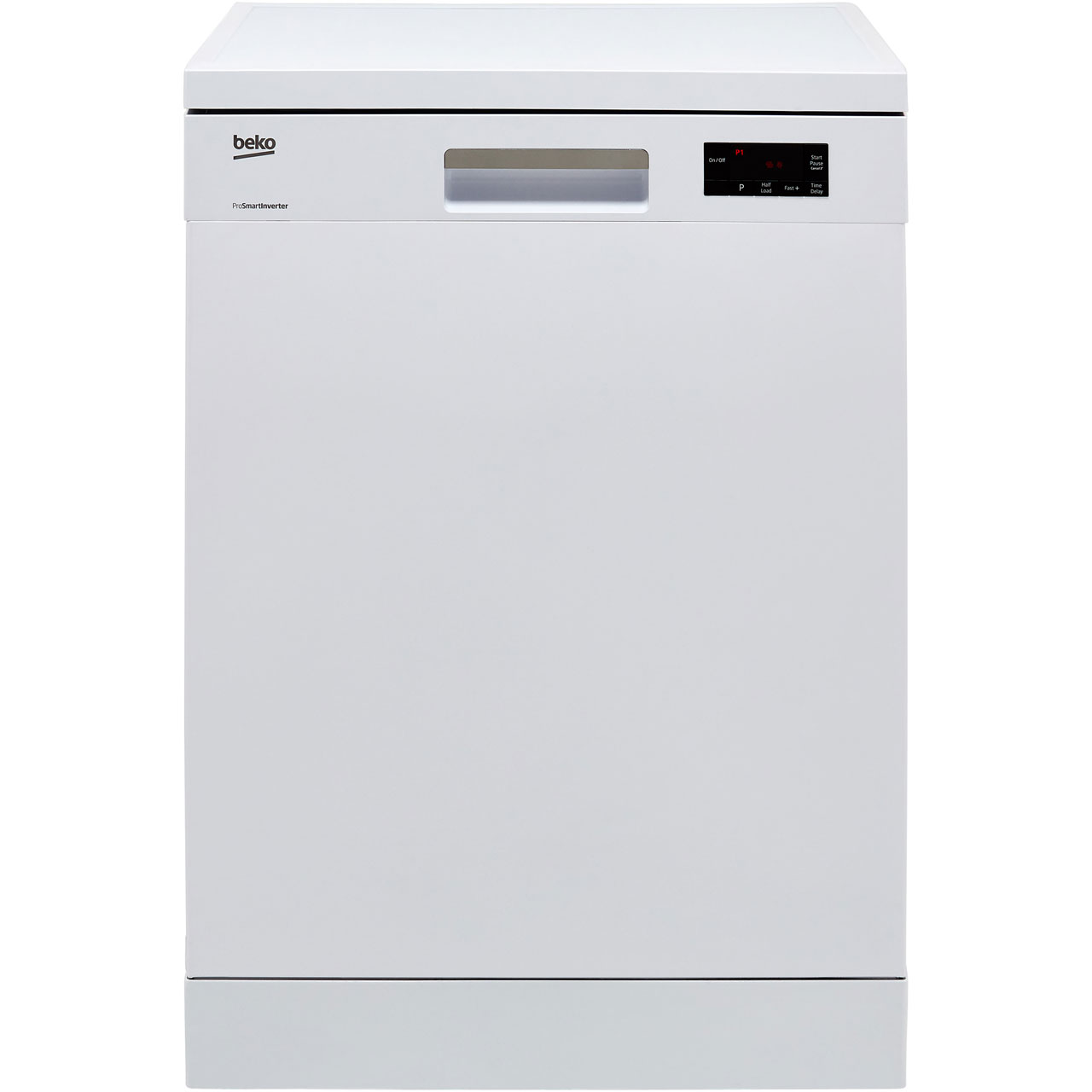 00c9be51ae1 ... Beko DFN16420W Standard Dishwasher - White - A++ Rated - DFN16420W_WH -  1 ...
