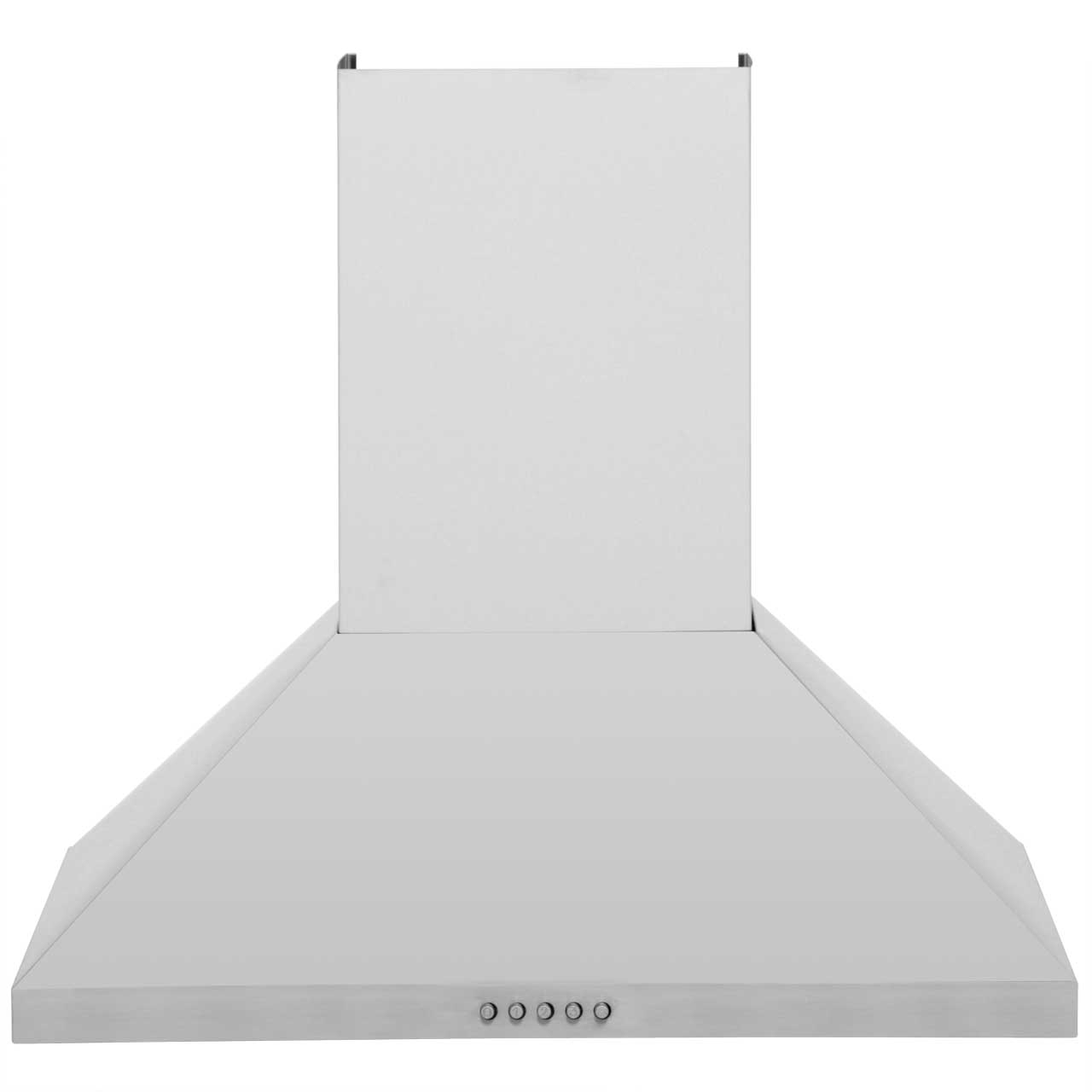 Beko HB60PX 60 cm Chimney Cooker Hood - Stainless Steel