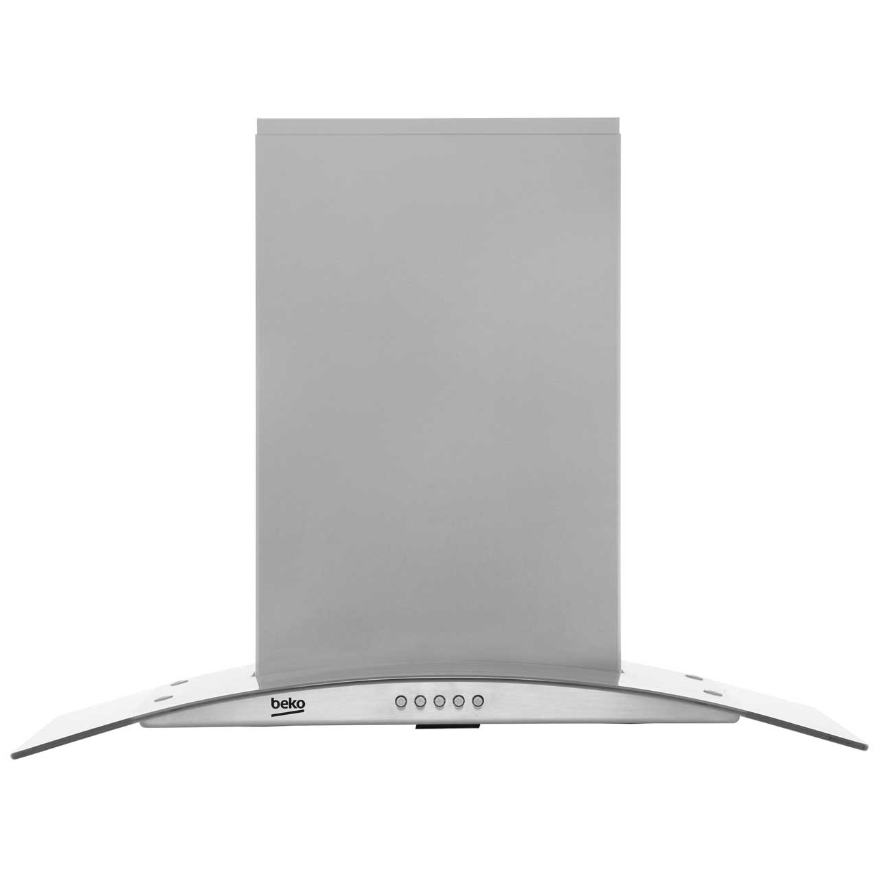 Beko HBG70X Integrated Cooker Hood in Stainless Steel