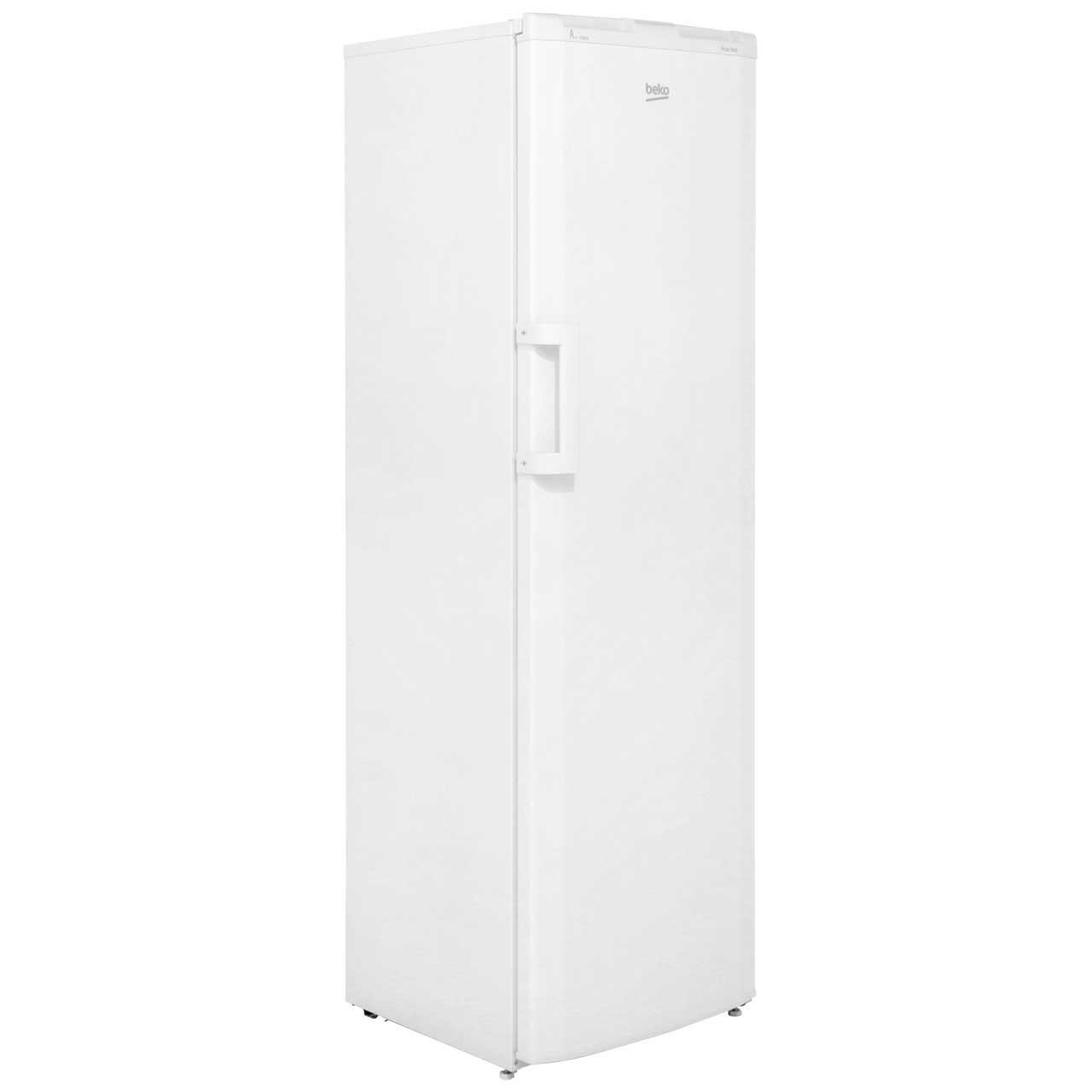 Beko Tff577apw Upright Freezer White