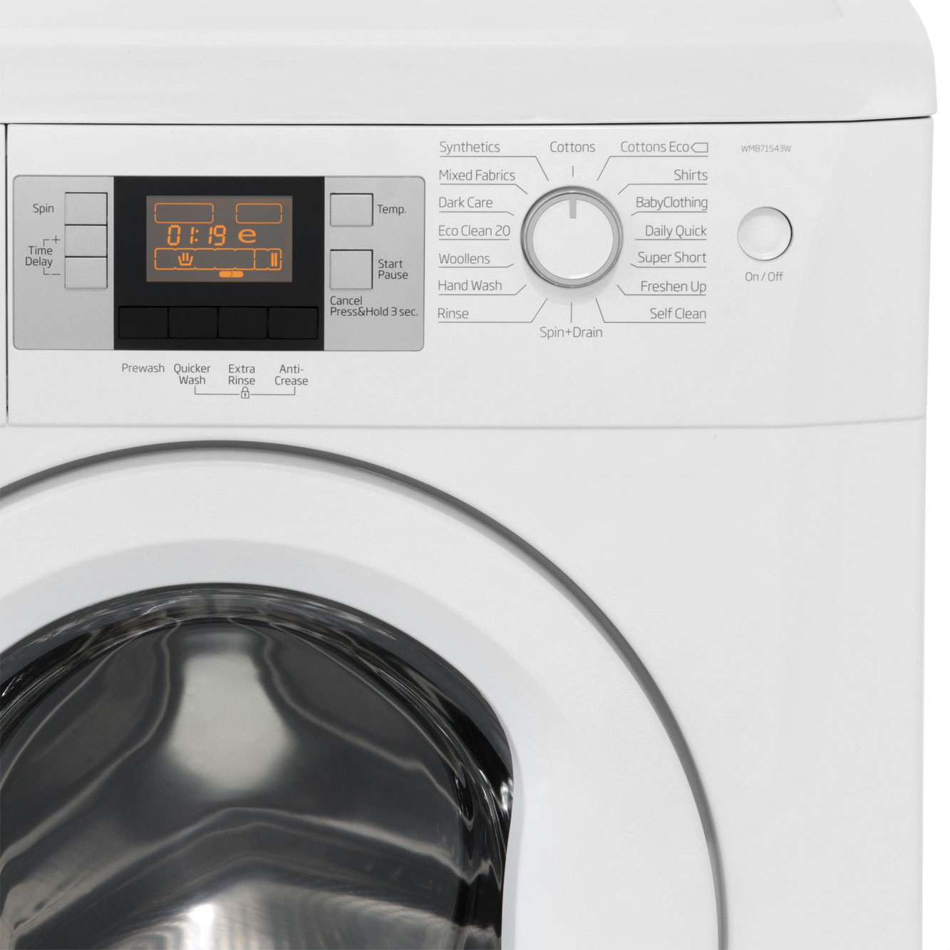 So Pflegen Sie Ihre Waschmaschine Ao De