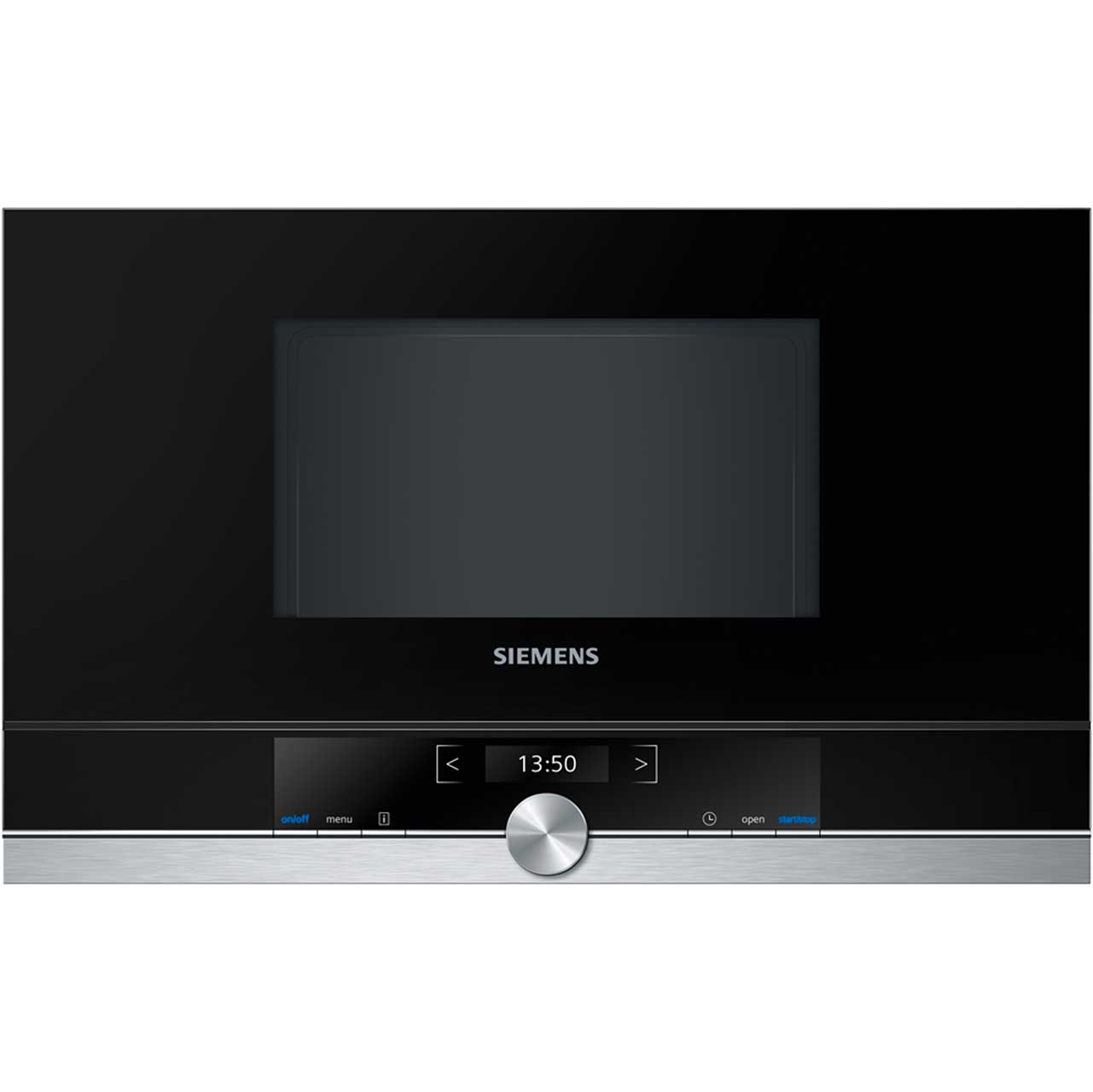 ... Siemens IQ 700 BF634LGS1B Built In Microwave   Stainless Steel    BF634LGS1B_SS   1 ...