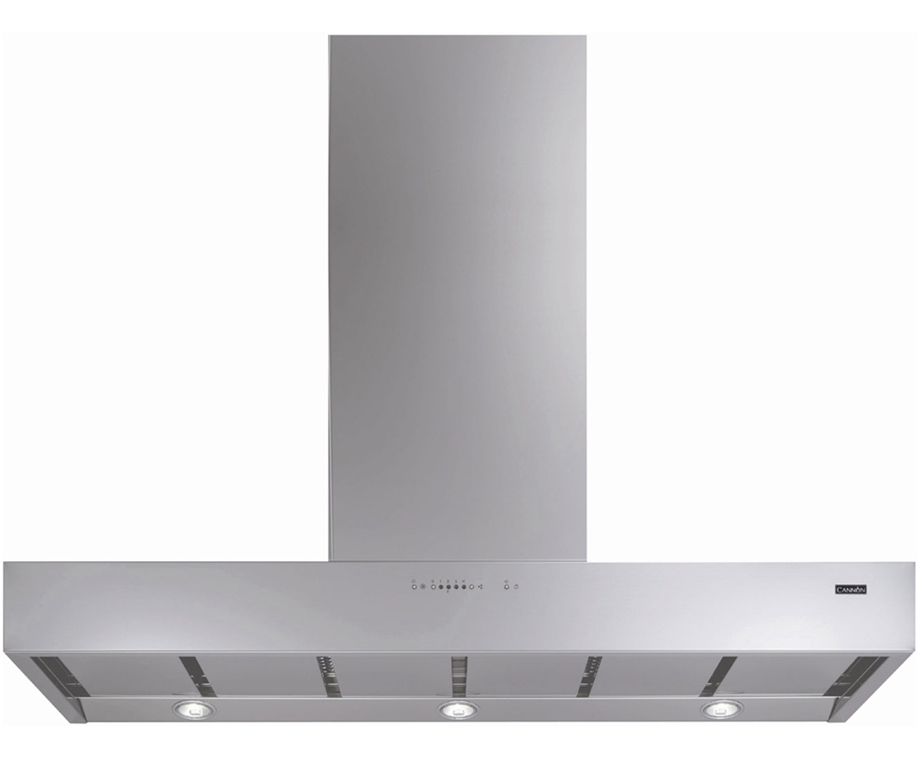 Cannon by Hotpoint BHC110 Integrated Cooker Hood in Stainless Steel