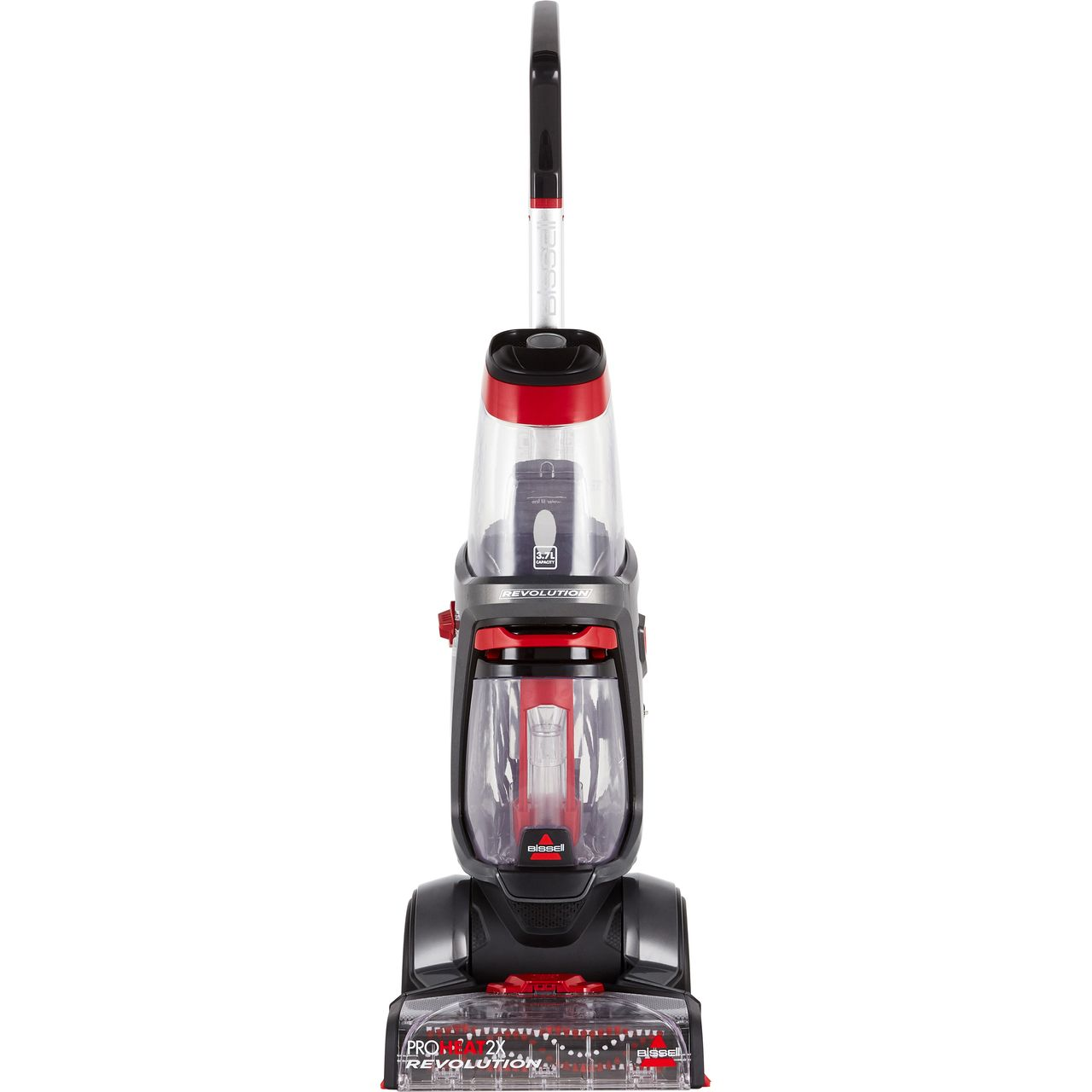 Bissell Proheat 2x Revolution 18583 Carpet Cleaner With Heated Cleaning