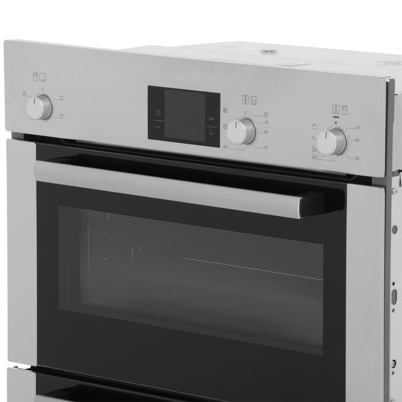 Bosch double under counter oven