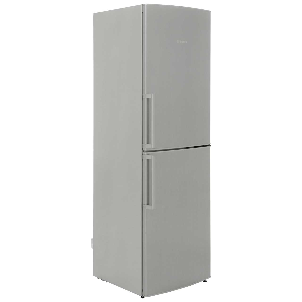 Bosch Serie 6 KGN34VL20G Free Standing Fridge Freezer Frost Free in Stainless Steel Look