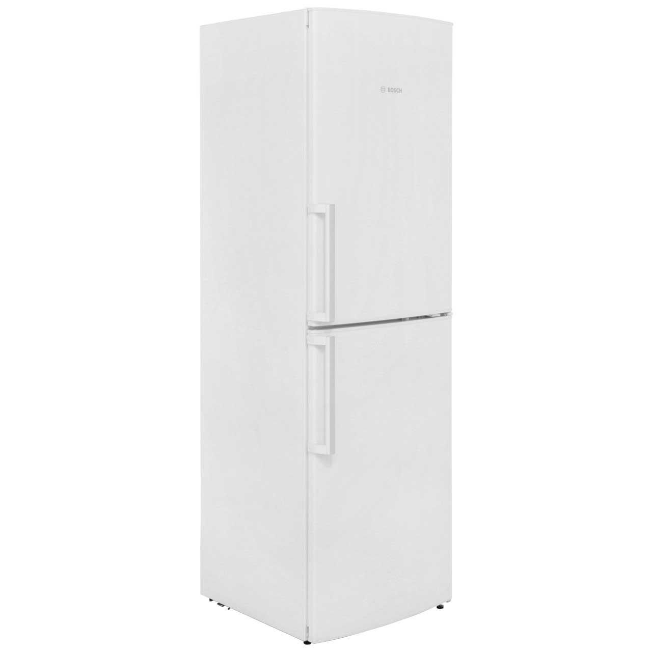 Image of Bosch Serie 4 KGN34VW20G Free Standing Fridge Freezer Frost Free in White